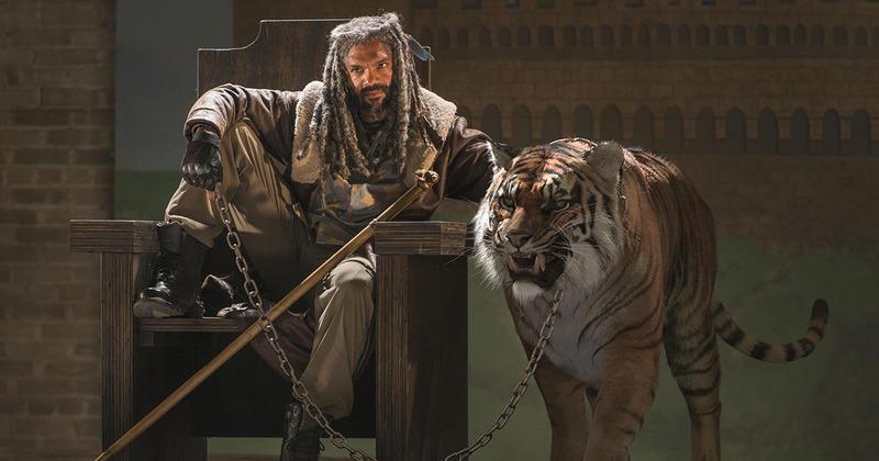 Le tigre de Ezekiel est un faux