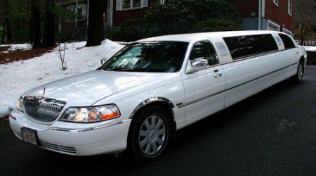 vtc avec limousine