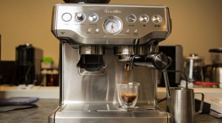 distribution du café