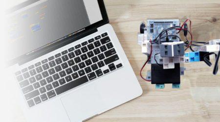 apprendre le codage à l'école avec des robots