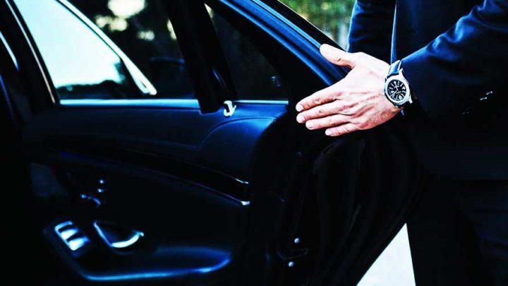 private driver toulon